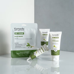 AC-CLEAR Breakouts Control Kit <br><small>Clears Breakouts & Blemishes</small>
