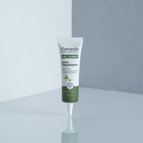 AC-CLEAR Spot Treatment <br><small>Clears Facial Blemishes & Pimples</small>