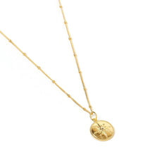 Load image into Gallery viewer, ARMS OF EVE - New direction gold necklace