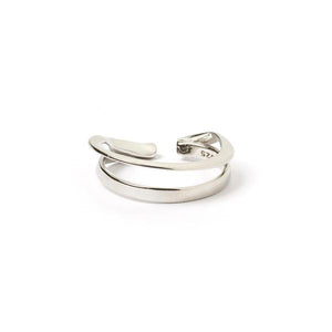 ARMS OF EVE - Hayley Ring (Silver) - Australian Fashion and Accessories Boutique - Faid Store