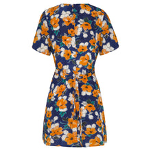 Load image into Gallery viewer, RAE26 - Gemma Dress (Painterly Floral)