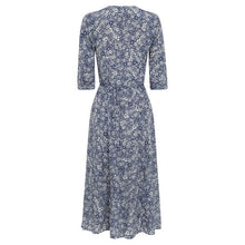 Load image into Gallery viewer, RAE26 - Annika Dress (Linear Floral)