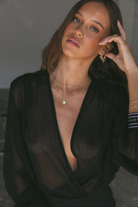 LOVE ISABELLE - Gabrielle Necklace - Australian Fashion and Accessories Boutique - Faid Store