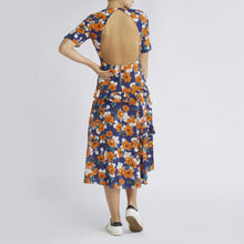 Load image into Gallery viewer, RAE26 - Farrah Dress (Painterly Floral) - Australian Fashion and Accessories Boutique - Faid Store