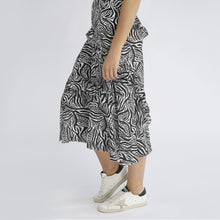 Load image into Gallery viewer, RAE26 - Eliza Skirt (Mixed Animal) - Australian Fashion and Accessories Boutique - Faid Store