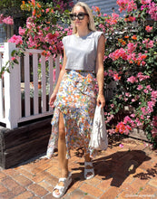 Load image into Gallery viewer, RAE26 - Eliza Skirt (Impressionist)
