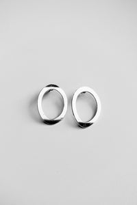 SUSAN DRIVER - Ellipse Studs Medium - Australian Fashion and Accessories Boutique - Faid Store