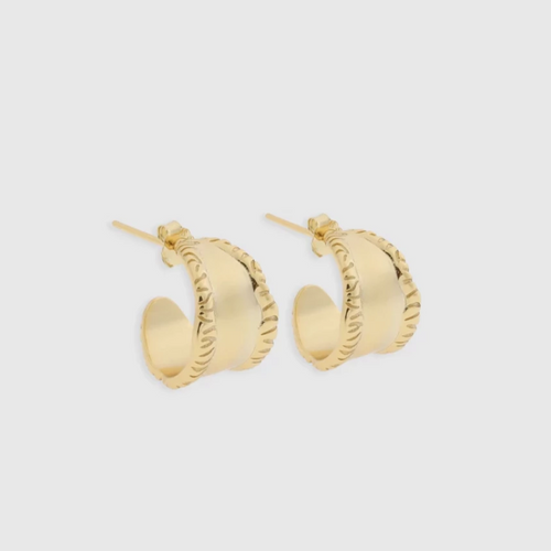ARMS OF EVE - Mia Gold Hoops