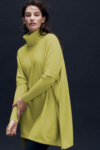 EVERYDAY CASHMERE - Annabelle Cashmere Sweater (Citrus)