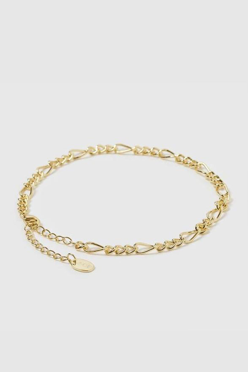 ARMS OF EVE - Isla Gold Anklet - Australian Fashion and Accessories Boutique - Faid Store