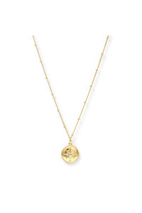 ARMS OF EVE - New direction gold necklace