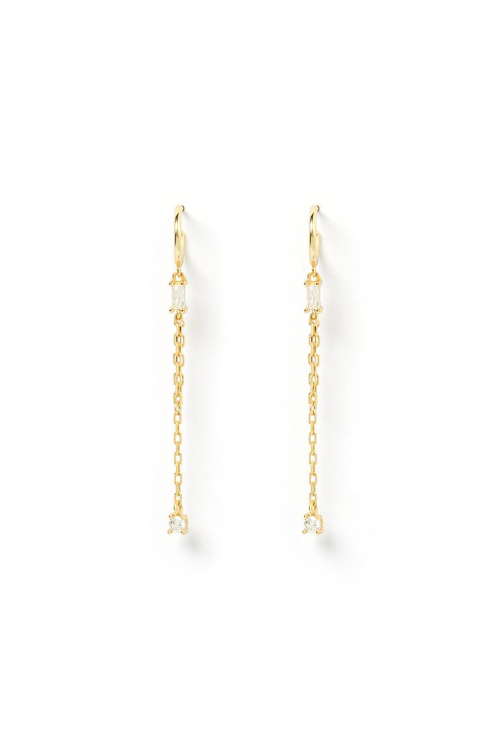 ARMS OF EVE - Queenie Gold Earrings