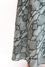 Load image into Gallery viewer, BAZ INC. - Snake Skin Print Dress - Australian Fashion and Accessories Boutique - Faid Store