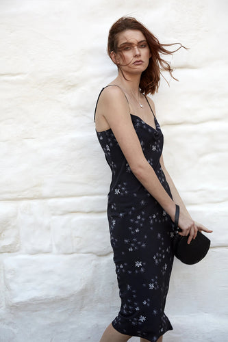 CEDAR & ONYX - BANKSIA SLIP DRESS - Australian Fashion and Accessories Boutique - Faid Store