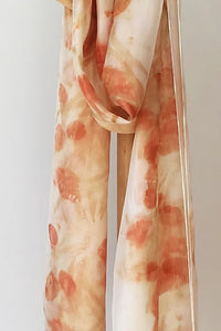 HUNTER MADE - 'Ethereal Eucalyptus' Signature Print - Large Wrap - Australian Fashion and Accessories Boutique - Faid Store