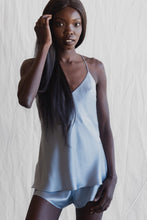 Load image into Gallery viewer, MS KENSINGTON- Silk Camisole - Sydney Blue - Australian Fashion and Accessories Boutique - Faid Store