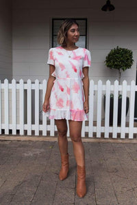 SILK WOLFE - Poppy Backless Dress - Australian Fashion and Accessories Boutique - Faid Store