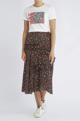 RAE26 - Eliza Skirt (Mixed Ditsy) - Australian Fashion and Accessories Boutique - Faid Store