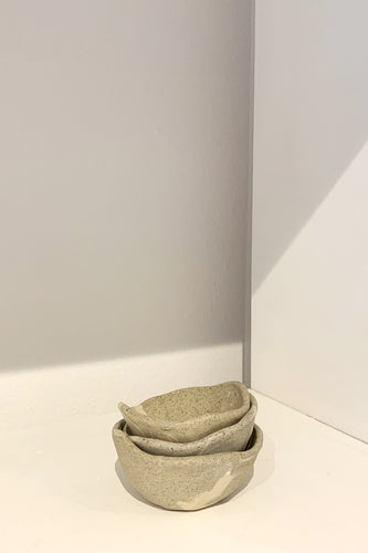 KJE CERAMICS - Ring Bowl - Sand