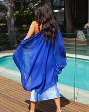 Load image into Gallery viewer, EVERYDAY CASHMERE - Supersoft Cashmere Scarf (Cobalt Blue)