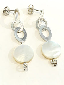 SUSAN DRIVER - Ellipse Triple with Pearl - Australian Fashion and Accessories Boutique - Faid Store