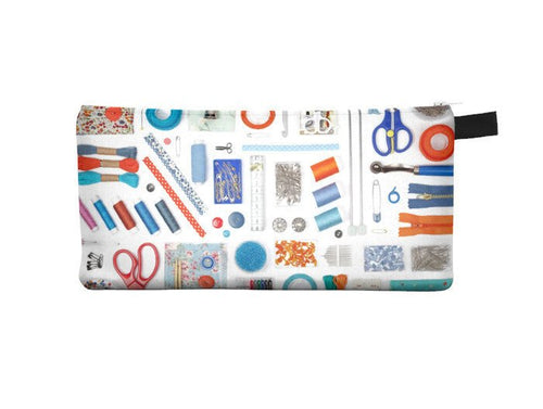 Sewing Pencil Case - Free shipping USA and Canada