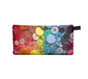 Buttons Pencil Case