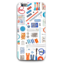 Load image into Gallery viewer, Sewing Phone Case - Free shipping USA and Canada