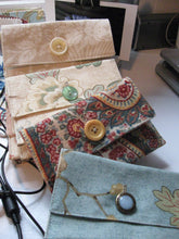 Load image into Gallery viewer, Pouch Sewing Pattern - tutorial PDF download ePattern