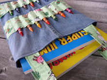 Load image into Gallery viewer, DIY Coloring Bag for crayons Sewing Pattern - Art bag for children tutorial PDF download ePattern