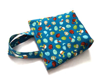 Load image into Gallery viewer, Easy to sew insulated lunch bag - sewing pattern & tutorial PDF download ePattern
