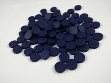 Load image into Gallery viewer, Wood Beads Flat Round 15mm - Choose your color