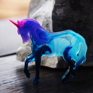 Unicorn silicon mold