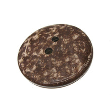 Load image into Gallery viewer, Large button 2 inch coconut button 5cm - Natural Wood and Eco Friendly button