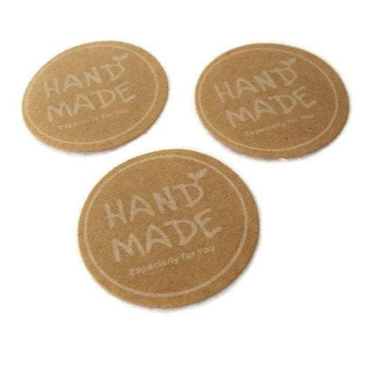 24 Sticker Label Handmade Especially for you