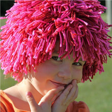 Load image into Gallery viewer, DIY Yarn Wig Sewing Pattern - Halloween costume wig tutorial PDF e pattern for children and adult