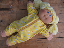 Load image into Gallery viewer, DIY Doll Pajama Sewing Patterns and Tutorial PDF download