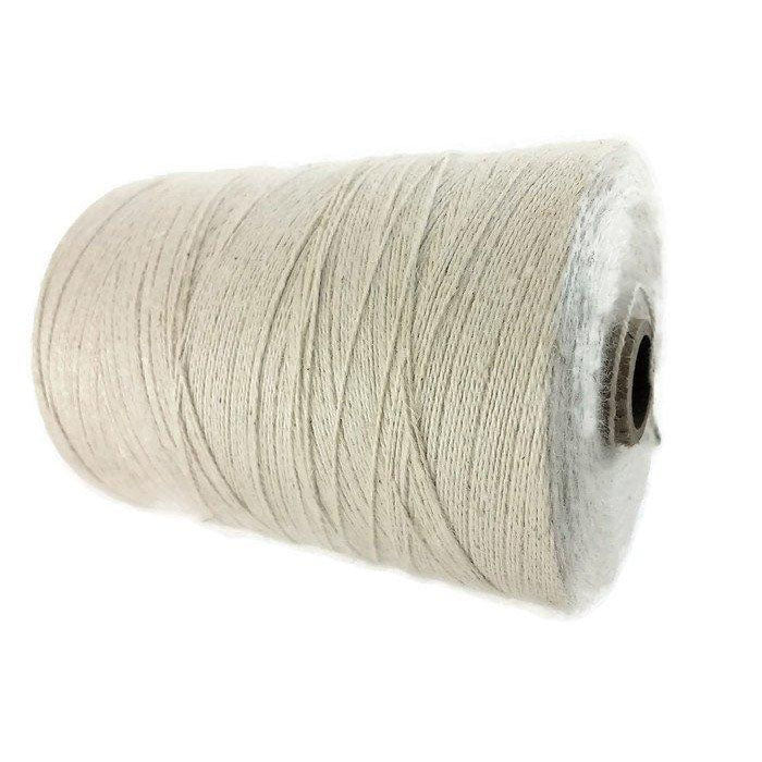 Natural Hemp & Organic Cotton Cord 0.7mm - 10 meters/32.8 ft