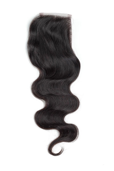 Swiss Lace Base Virgin Hair Closures