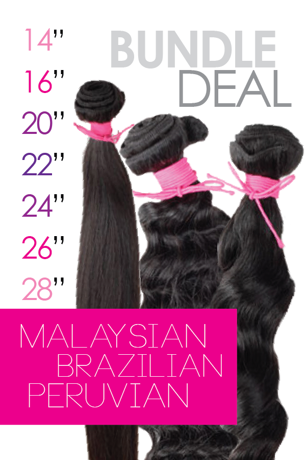 Wave Straight Curl Hair Bundle Deals I Heart Hair Inc