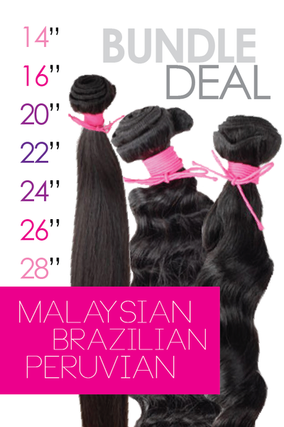 I Heart Hair Bundle Deals