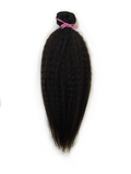 Brazilian Kinky Straight Virgin Hair