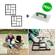 Easy DIY Garden Path Maker