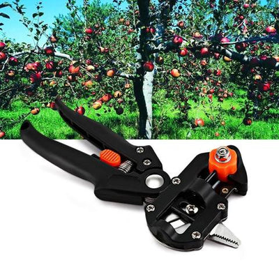 Durable Grafting Cutting Tool Set complete with foliage trimming sharp blade