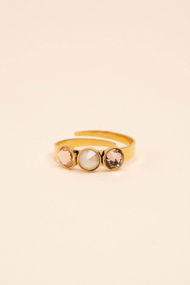 Bague Barbara Bague Bohm Paris Beige rosé