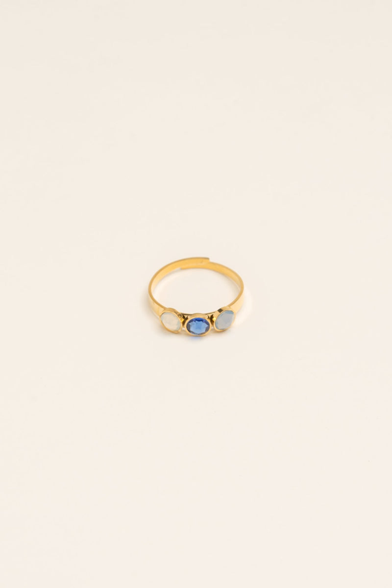 Bague Barbara Bague Bohm Paris bleu saphir