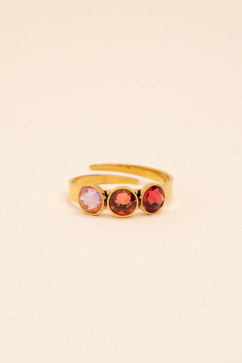 Bague Barbara Bague Bohm Paris Rose corail