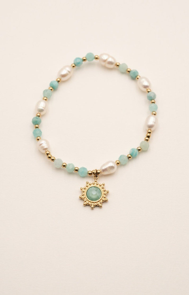 Bracelet Amonet Bracelet Bohm Paris Amazonite