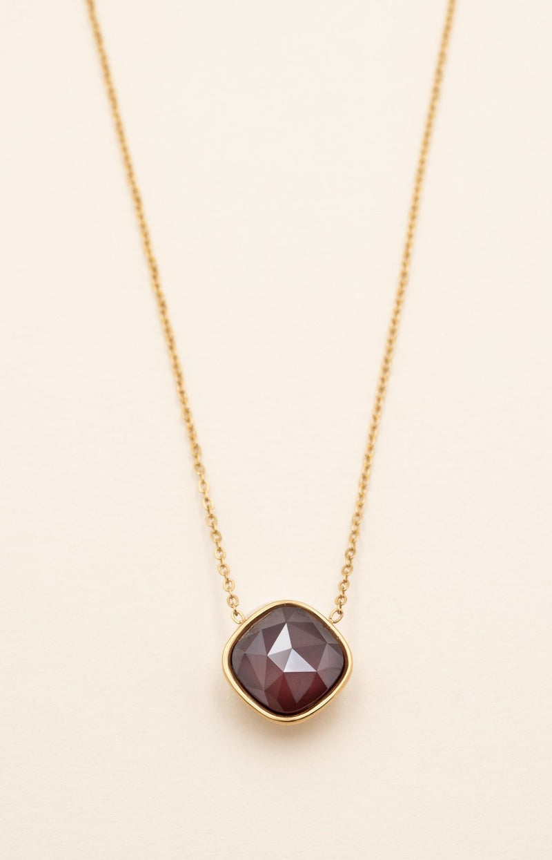 Collier Léa Collier Bohm Paris Prune