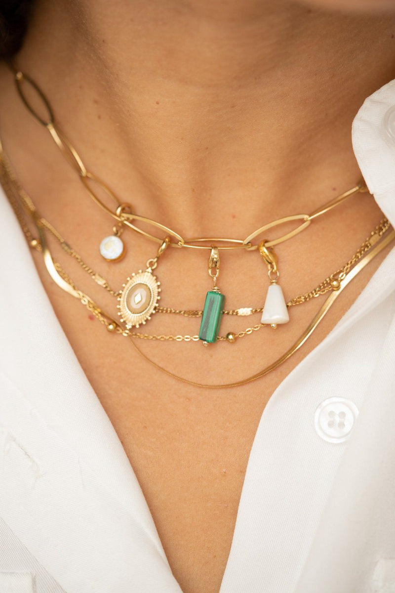 Collier Locker Iska Locker Bohm Paris